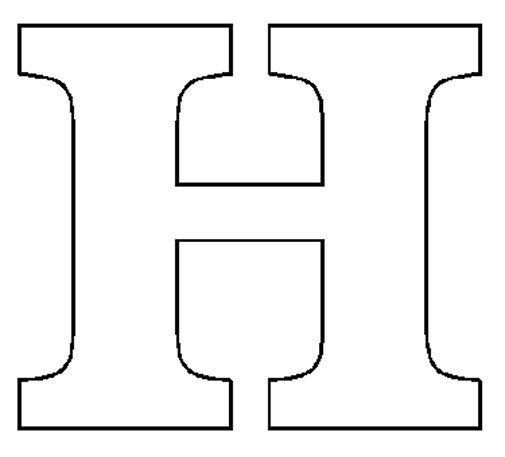 Alphabet & Numbers Block Patterns