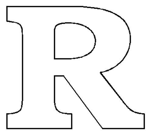 R Alphabet Letter letter-r.jpg