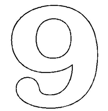 Alphabet & Numbers - Block Patterns